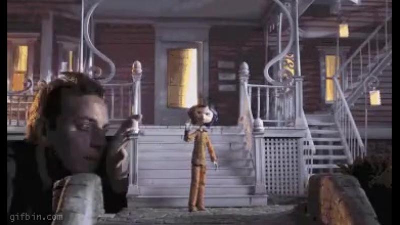 Вот так создаются кукольные мультфильмы
