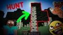 HUNT Survival 3 ХЕРОБРИН БЫЛ ЗДЕСЬ СМОТРЕТЬ ДО КОНЦА Minecraft