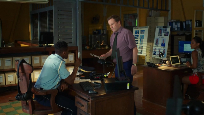 Death In Paradise : Season 7, Episode 2 (BBC One 2018 UK) (ENG)