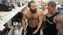 Rich Piana Goes Grocery Shopping With Eric Kanevsky