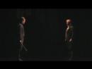 Chris Holland (u/s) Tam Mutu - Confrontation (Les Miserables London 15.04.2013?)