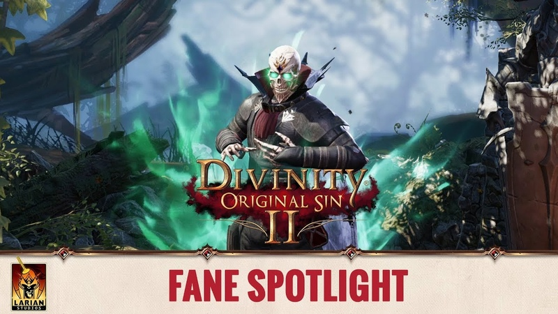 Divinity: Original Sin 2 - Spotlight: Origin Stories - Fane