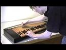 Electric Clavichord 1994 Bill Napier-Hemy