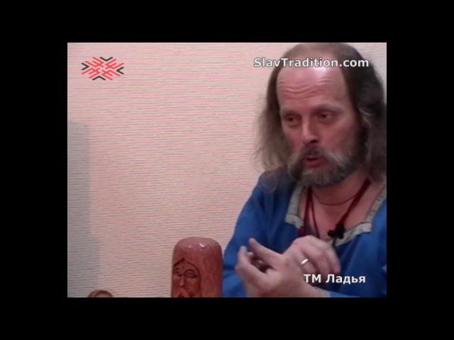 В.Бутров - Песенные традиции Руси. Лекция школы