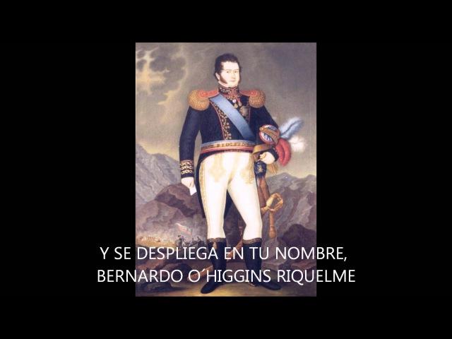 Canto a Bernardo O´higgins