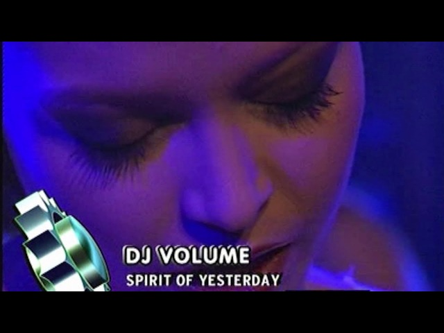 DJ Volume The Spirit Of Yesterday Live @ Club Rotation 08 11 03