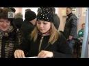 Жители Кетово отмечают выборы Президента большим праздником
