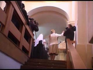 Патриарх Кирилл в Республике Беларусь Полоцк 1