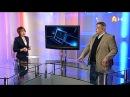 Олег Суткайтис в Открытой студии Арктик-ТВ