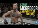 BJJ Scout Conor McGregor Study Takedown Defence