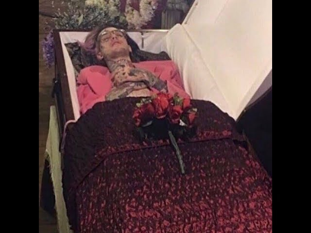 Lil peep RIP | Lil Pip died, look at the evidence