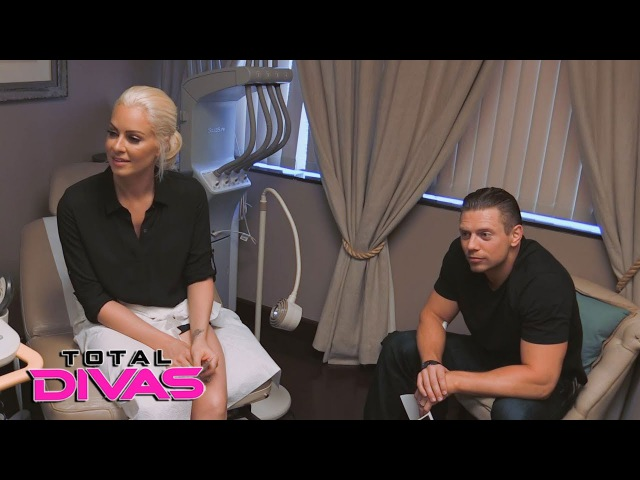 Maryse and The Miz have their first ultrasound: Total Divas, Jan. 24, 2018