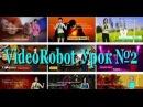 VideoRobot Урок №2 Как создавать ролики с на русском языке Шаблон Кинетик Анимация