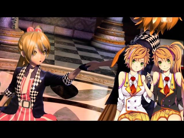 【Anon x Kanon】Cendrillon/ サンドリヨン 【Vocaloid 4 】