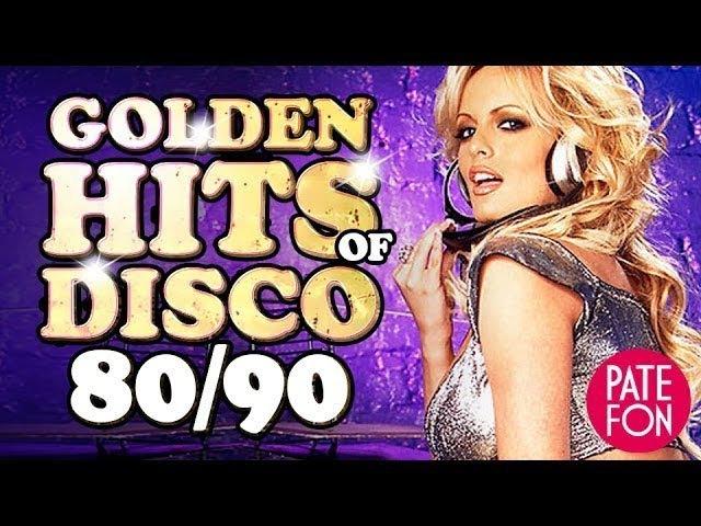 Golden Hits of Disco 8090 Vol. 1 (Various artists)