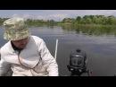 Первая рыбалка на сома в 2016 году