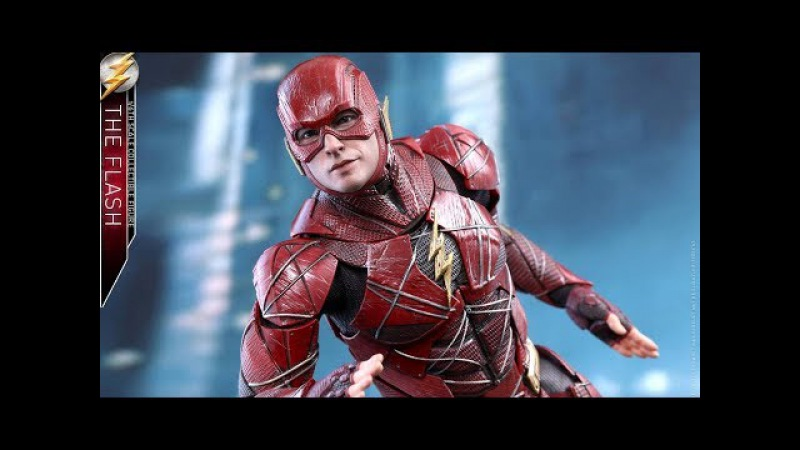PREVIEW Hot Toys The Flash Justice League / DiegoHDM
