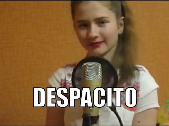 DESPACITO | Виолетта Ромашко | cover Luis Fonsi - Деспасито ft. Daddy Yankee