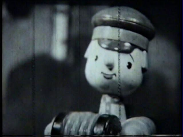 Дерево рассказывает сказки фильм АХПУ режиссер В.И.Полин 1963г.