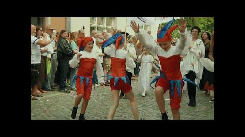 Свадьба в Виттенберге 9 | Телесериал о Мартине Лютере