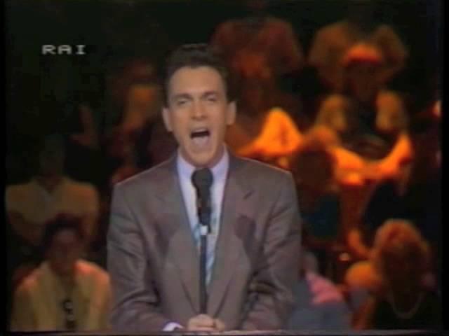 Hit Parade 1984 con Riccardo Fogli