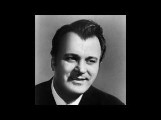 Nicolai Gedda; Serenada Don-Zhuana; Don Juan's Serenade; Peter Ilyich Tchaikovsky