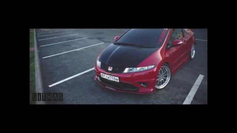Honda Civic type R |077| Армавир | Night Lovell – Deira City Centre