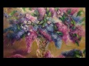 Цветы и краски художника Екатерины Нешковой