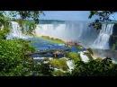 Водопады Игуасу: Аргентина и Бразилия