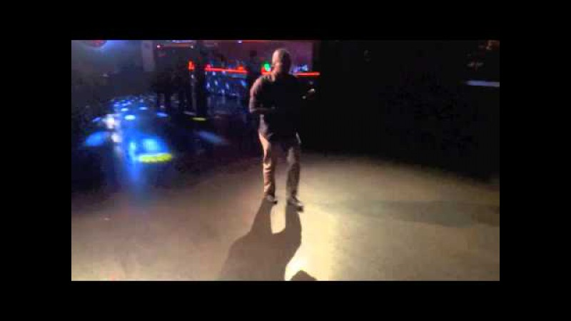 Bachata Shines to Yoskar Sarante - Footwork Fusion Freestyle 35 (By Edwin)