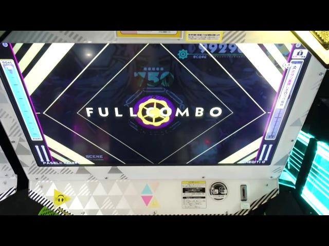 [BeatStream 片手] 打打打打打打打打打打(BEAST) FULL COMBO 992k