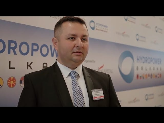 Fatir Berzati, Deputy Minister, Ministry of Economic Development of Kosovo