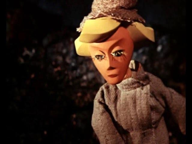 Медной горы хозяйка 1975 мультфильм