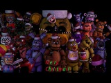 FNAFSFM Merry FNAF Christmas Song By JT Music