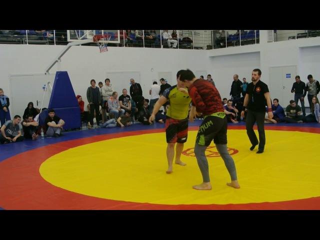 Чемпионат Спб по Грепплингу 2017 Но Ги 100 кг Финал Бондаренко Артем Вагабов Абдулбасир