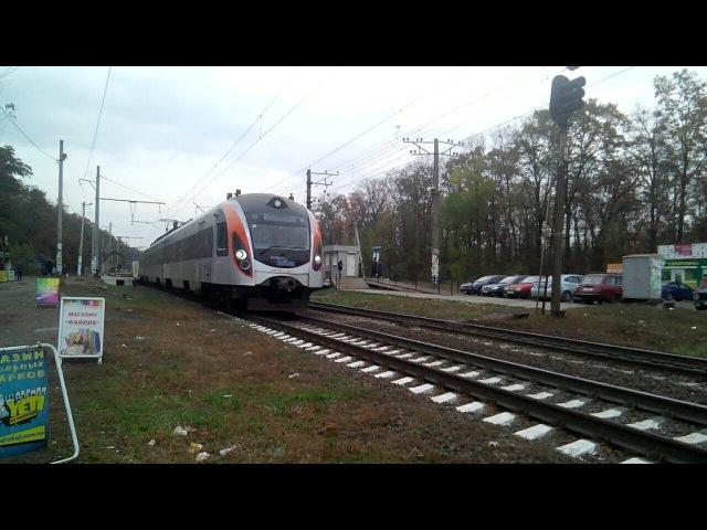 По віддаленню HRC2-001 №763 Київ-Одеса за 6023 Київ-Фастів