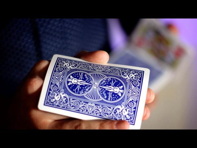 БРОСОК КАРТЫ В КОЛОДУ ОБУЧЕНИЕ КАК МЕТАТЬ И БРОСАТЬ КАРТЫ