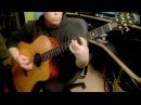 Baritone Guitar Song - Moonstone B-95 Acoustic Baritone - Chad Johnson