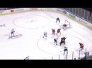 Моменты из матчей КХЛ сезона 16/17 • Гол. 5:2. Саюстов Дмитрий (Адмирал) сокращает разрыв в счете в большинстве 05.09