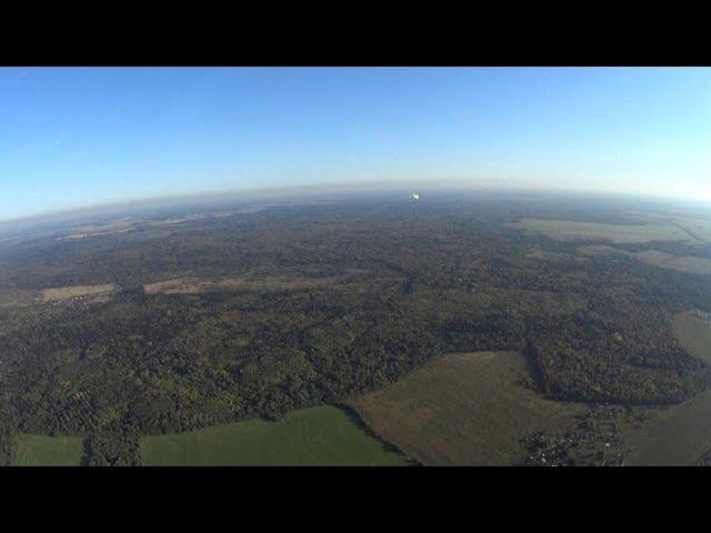 Прыг с парашютом. (ПТЛ-72) 24.09.17