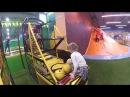 Злата в стране развлечений детский парк отдыха Часть 9 Баскетбол