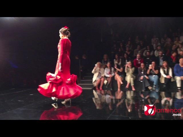 Desfile de Moda Flamenca Ernesto Sillero en Simof 2017