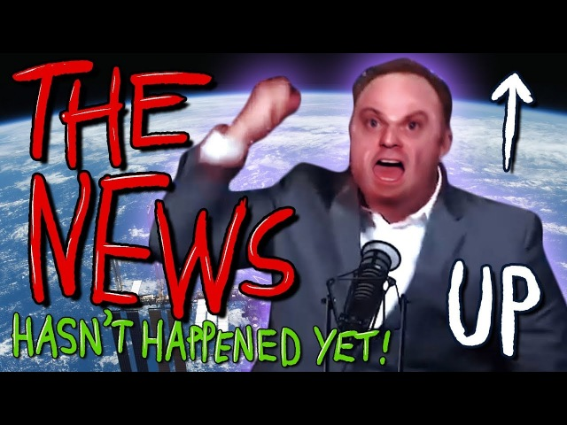 The News Hasnt Happened Yet | 3 UP