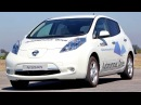 Nissan Leaf Autonomous Drive Prototype '2013