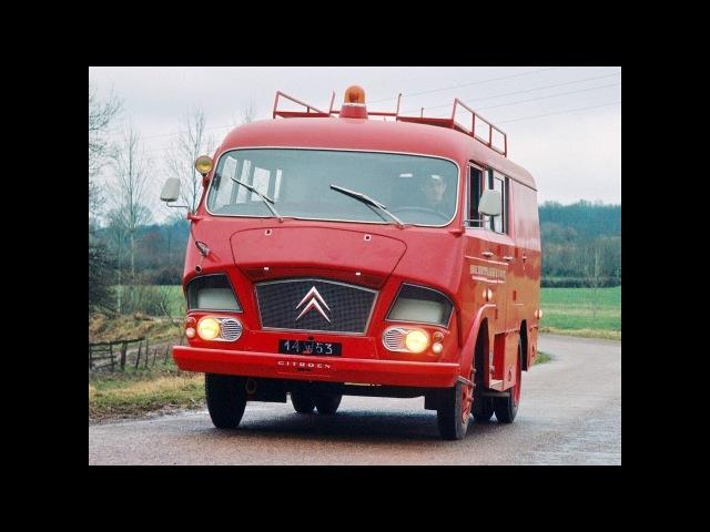 Citroen 350 Camion de Pompier 1966 72