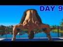 10 DAYS YOGA CHALLENGE - DAY 9 - [Putting it all together - Full Body Flexibility Routine]