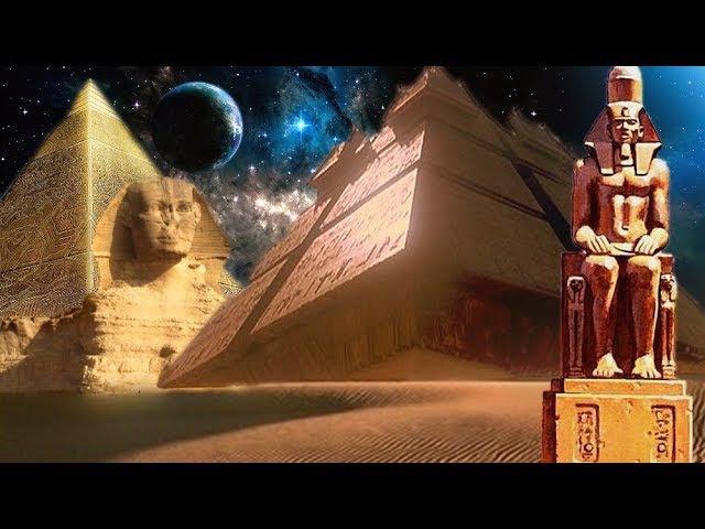 Под Сфинксом найден Зал Свидетельств Что скрывают власти Египта Тайны мира Документальные фильмы
