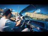Лоурайдер в Москве? Chevrolet Impala SS 1963 #OlaDeBlue