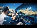 Лоурайдер в Москве? Chevrolet Impala SS 1963 OlaDeBlue