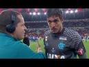Thiago, goleiro do Flamengo, admite falha no gol do Cruzeiro ´Falha minha`